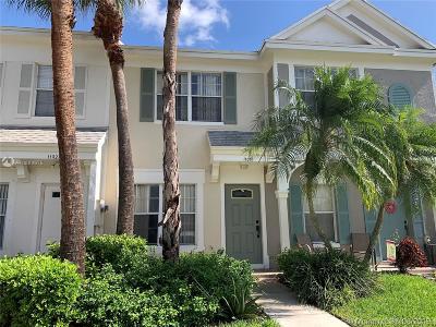 Tamarac Single Family Home For Sale: 11011 Sand Dollar Ct