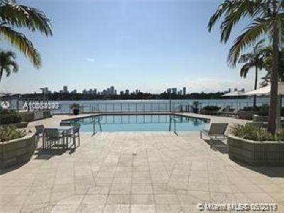 Miami Beach Rental For Rent: 800 West Ave #805