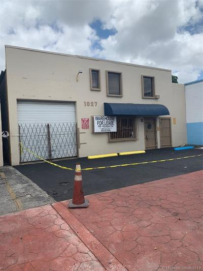Hialeah Commercial For Sale: 1027 E 26th St