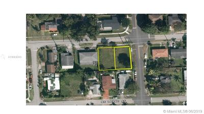 North Miami Beach Residential Lots & Land For Sale: 392 NE 174th St