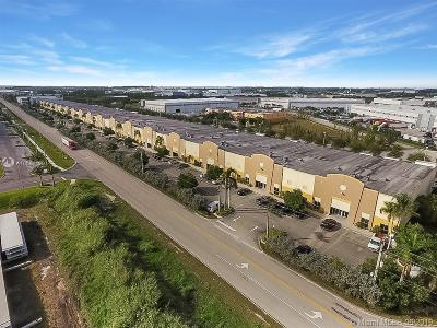 Medley Commercial For Sale: 11037 NW 122nd St #15