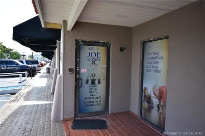 Sweetwater Commercial For Sale: 1470 NW 107th Ave #21T