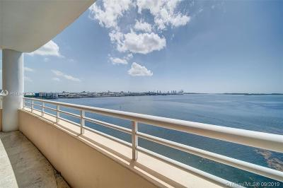Miami Condo For Sale: 808 Brickell Key Dr #1002