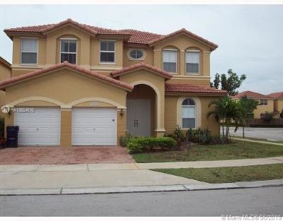 Doral Single Family Home For Sale: 11450 NW 82nd Ter