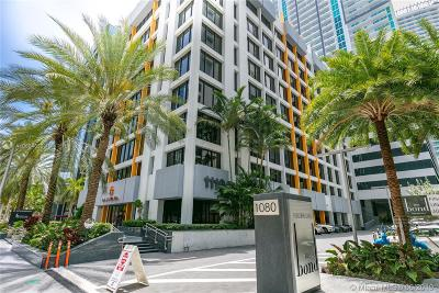 Brickell Commercial For Sale: 1110 Brickell Ave #509