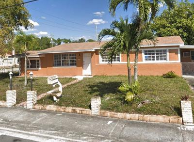 Miami Gardens Single Family Home For Sale: 17821 NW 22nd Ave