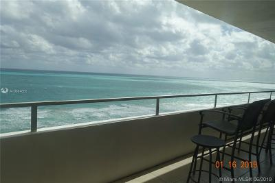 Oceanside Plaza, Oceanside Plaza Condo Condo For Sale: 5555 Collins Ave #16J