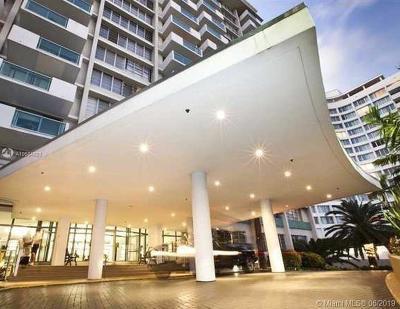 Miami Beach Condo For Sale: 1000 West Ave #923