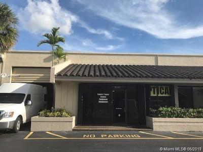 Hialeah Commercial For Sale: 6073 NW 167th St #C20