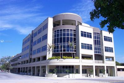 South Miami Commercial For Sale: 6141 Sunset Dr. #401
