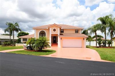 Davie Single Family Home For Sale: 6809 E Longbow Bnd