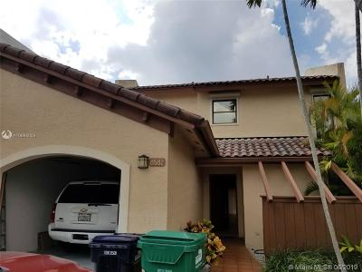 Kings Court West Rental For Rent: 8582 SW 115th Ct #8582