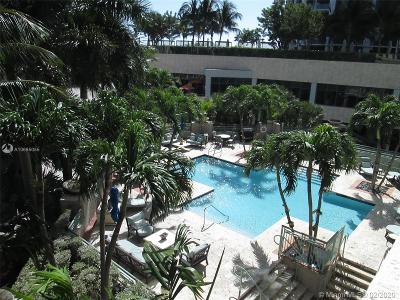 Coconut Grove Condo For Sale: 3400 SW 27 Av #302
