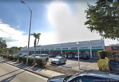 North Miami Beach Commercial For Sale: 2116 123 #2116