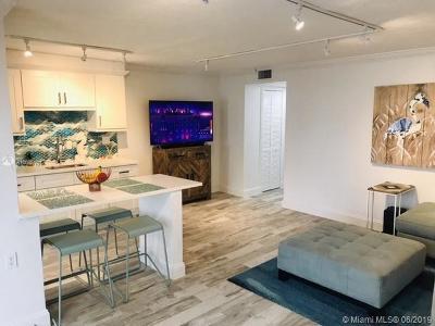 Miami Beach Condo For Sale: 644 Euclid Av #8