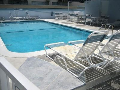 Hollywood Condo For Sale: 326 Harrison St #303A