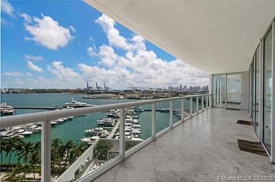 Miami Beach Condo For Sale: 450 Alton Rd #1003