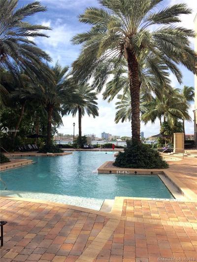 Sunny Isles Beach Condo For Sale: 17145 N Bay Rd #4313