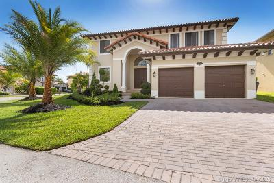 Cutler Bay Single Family Home For Sale: 19435 SW 78th Ct