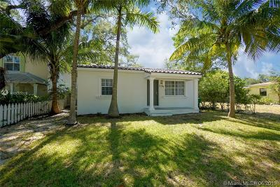 Miami Single Family Home For Sale: 3154 Carter St