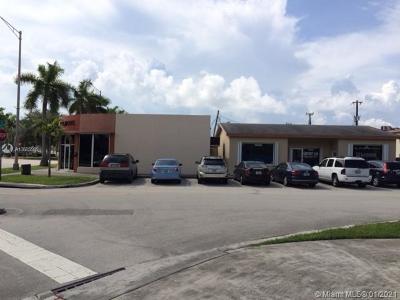 North Miami Beach Commercial For Sale: 16980 NE 19th Ave