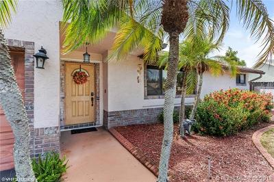 Davie Single Family Home For Sale: 4701 SW 57th Ter