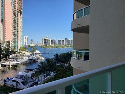 Aventura Condo For Sale: 3340 NE 190th St #503
