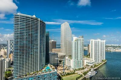 Miami Rental For Rent: 485 Brickell Ave #3703