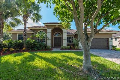 Coral Springs Single Family Home For Sale: 11870 NW 3rd Drive