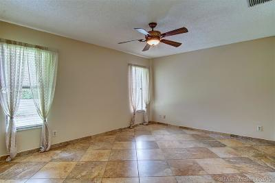 Coral Springs Single Family Home For Sale: 8551 NW 52nd Pl