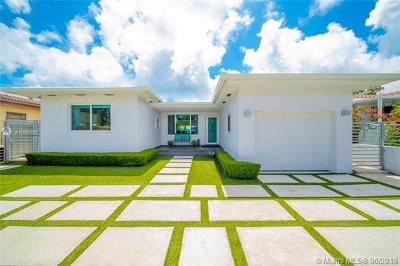 Miami Beach Single Family Home For Sale: 1520 Normandy Dr