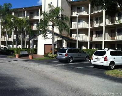 Pembroke Pines Condo For Sale: 901 SW 138th Ave #110C