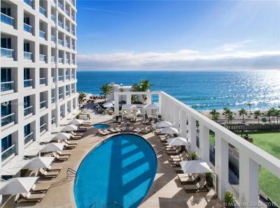 Fort Lauderdale Condo For Sale: 551 N Fort Lauderdale Beach Blvd #1801