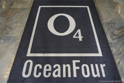 Ocean Four, Ocean Four Condo, Ocean Four Condo + Den, Ocean Four + Den, Ocean Four Condominium Condo For Sale: 17201 Collins Ave #504