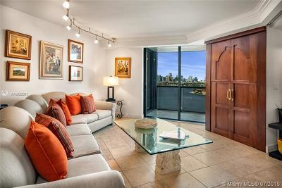 Venetian Islands Condo For Sale: 9 Island Ave #1606