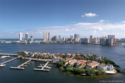 Aventura Condo For Sale: 7000 Island Blvd #2409/10
