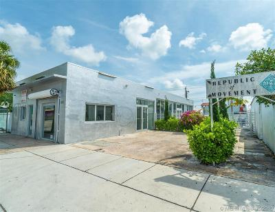 Commercial For Sale: 2021 NW 2nd Ave