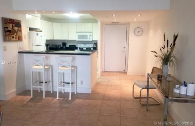 Sunny Isles Beach Condo For Sale: 100 Bayview Dr #727