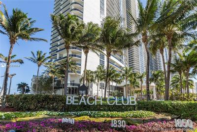 Hallandale Condo For Sale: 1800 S Ocean Dr #3802