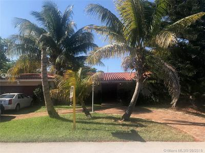 Single Family Home For Sale: 8005 SW 89th St