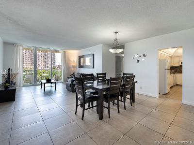 Hollywood Condo For Sale: 3901 S Ocean Dr #6P