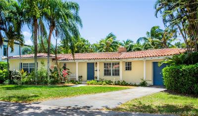 Coral Gables Single Family Home For Sale: 1534 Ancona Ave