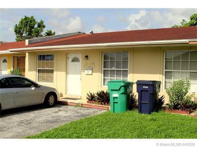 Miami Condo For Sale: 12971 SW 18th Ter #12971
