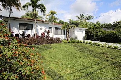 North Miami Single Family Home For Sale: 13030 NE 4th Ave