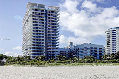 The Caribbean, The Caribbean Condo, Caribbean Rental For Rent: 3737 Collins Ave #N-202