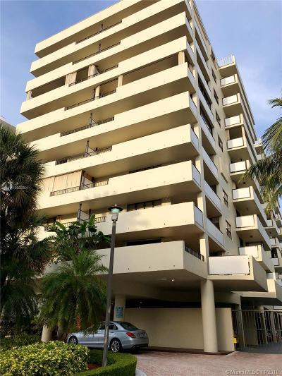 Miami Beach Condo For Sale: 1621 Collins Ave #505