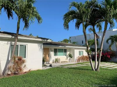 Key Biscayne Single Family Home For Sale: 660 Allendale Rd