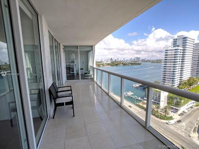 Miami Beach Condo For Sale: 450 Alton Rd #1804