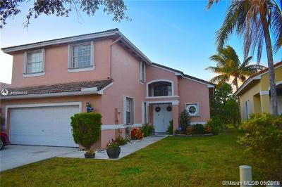 Miramar Single Family Home For Sale: 15291 SW 50th St