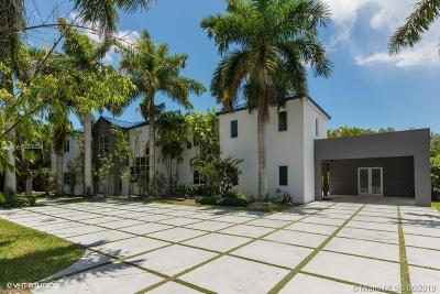 Pinecrest Single Family Home For Sale: 6260 SW 106th St